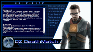 Oz Deathmatch Official Website